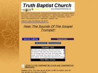 Truth Baptist Church, Bremen, GA