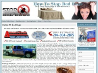 Stop-bed-bugs.info