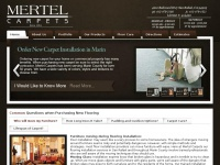 mertelcarpets.com