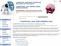 CrawlTrack, web analytics.