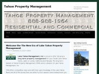Tahoepropertymanagement.net