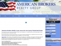 American Brokers: Cape Coral Real Estate