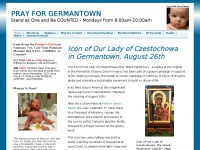 prayforgermantown.com