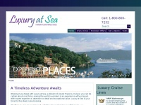 Luxury at Sea — The Worlds Best Luxury Cruises — Vancouver BC, Canada