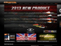 Eastonarchery.com - World-Class Carbon Target Arrows and Archery Supplies | Easton Archery