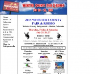 webstercountyfair.org