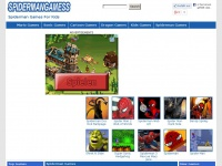 Spiderman Games For Kids Online