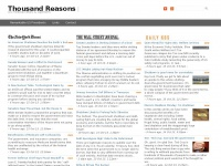 thousandreasons.org Thumbnail