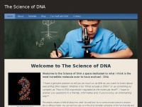 Thescienceofdna.co.uk
