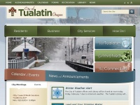 City of Tualatin Home | The City of Tualatin Oregon Official Website