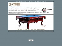 claymorebilliards.com