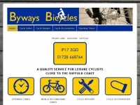 Bywaysbicycles.co.uk