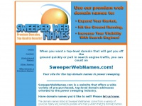 sweeperwebnames.com