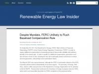 renewableenergylawinsider.com