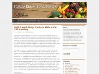 foodrecallmonitor.com