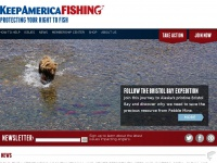 keepamericafishing.org Thumbnail