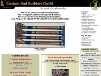Custom Rod Builders Guild