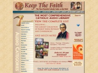 keepthefaith.org Thumbnail