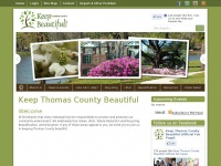 keepthomascountybeautiful.org Thumbnail