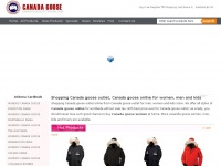 Canada Goose Vest, White Canada Goose Jacket, Canadian Jackets - Canada Goose Parka Is A Good Choice To Keep Warm In Winter