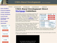 usda-rural-development-direct-mortgage.com