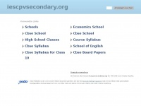 Iescpvsecondary.org