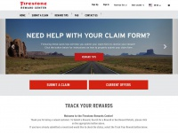 Firestonerewards.com - Firestone Reward Center
