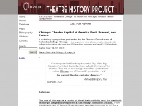 Chicagotheatrehistoryproject.org