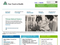 Rrinfodepot.com - YourTrackToHealth - Home