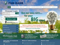 Thefmbank.com - The Farmers & Mechanics Bank - Home