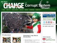 Nizambadlo.com - We want to CHANGE the Corrupt System of Pakistan