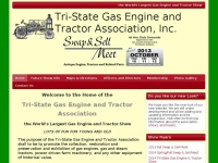 Tristategasenginetractor.com - Tri-State Gas Engine and Tractor Association