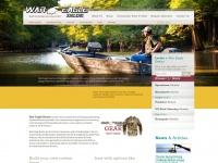wareagleboats.com
