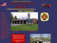 Rush Fire Department - Welcome