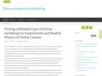 mainewoodenboatbuilding.com