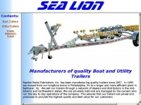 sealiontrailers.com