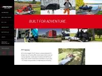 tritontrailers.com