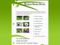 horshamgardenservices.co.uk