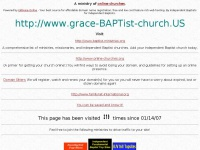 grace-baptist-church.us