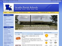 Acadia.k12.la.us - Acadia Parish School Board