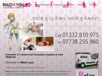 Maid4youcleaning.co.uk