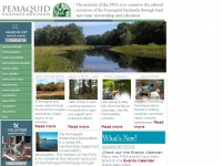 Pemaquidwatershed.org - Pemaquid Watershed Association