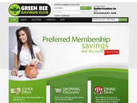Greenbeesavingsclub.com - Green Bee Savings Club