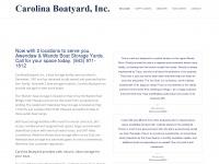 carolinaboatyard.com