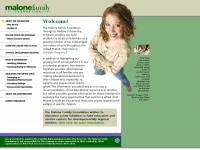 malonefamilyfoundation.org