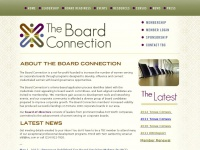 Theboardconnection.org