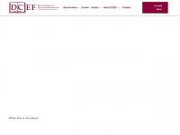 Dcedfoundation.org