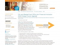 Center for Financial Inclusion blog