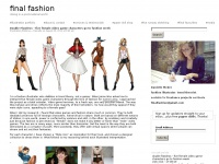 finalfashion.ca Thumbnail