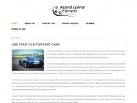 acordlomaforum.org